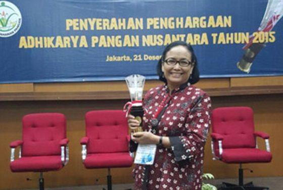 Pakar Keamanan Pangan UGM Terima Penghargaan Adhikarya Pangan Nusantara